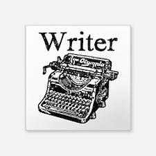 Writer-typewriter-1 Sticker