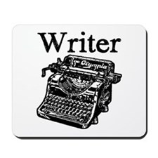 Writer-typewriter-1 Mousepad