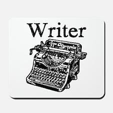 Writer-typewriter-1 Mousepad