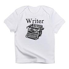 Writer-typewriter-1 Infant T-Shirt