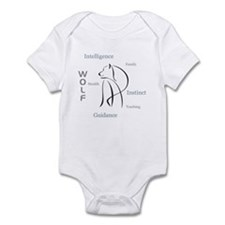 Wolf Totem Infant Bodysuit