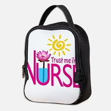 Trust Me Im A Nurse Neoprene Lunch Bag