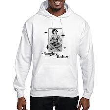 The Naughty Knitter Hoodie