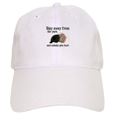 Stay Away From The Yarn Cap