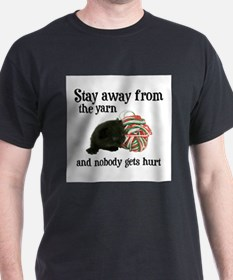 Stay Away From The Yarn T-Shirt