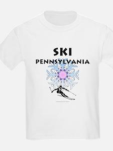 Ski Pennsylvania T-Shirt