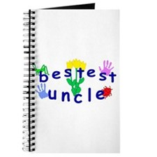 Bestest Uncle Journal
