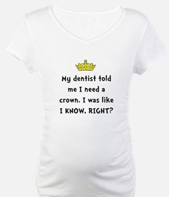 Dentist Crown Shirt