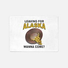 ALASKA GOLD 5'x7'Area Rug