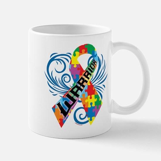 Autism Warrior Mug