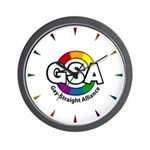 GSA ToonB Wall Clock