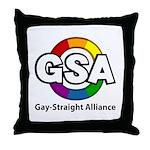 GSA ToonB Throw Pillow