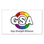 GSA ToonB Rectangle Sticker