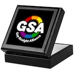 GSA ToonB Black Keepsake Box