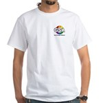 GSA Pocket ToonB White T-Shirt
