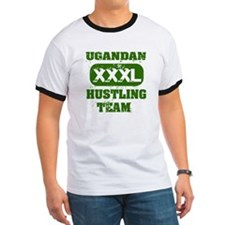Ugandan hustling team T