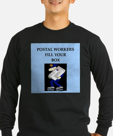 mailman gifts and t-shirts T