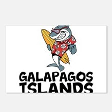Galapagos Islands Postcards (Package of 8)