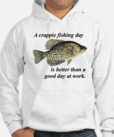 Crappie Fishing Day Hoodie