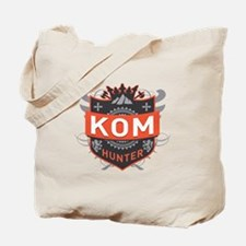 KOM Hunter Tote Bag