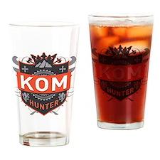 KOM Hunter Drinking Glass