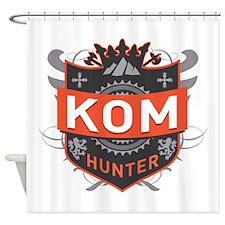 KOM Hunter Shower Curtain