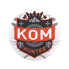 "KOM Hunter 3.5"" Button"