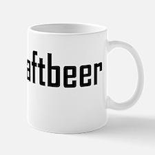 Hashtag Craftbeer Mugs