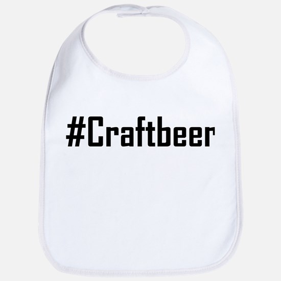 Hashtag Craftbeer Bib