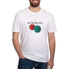 Knitters have Balls Shirt