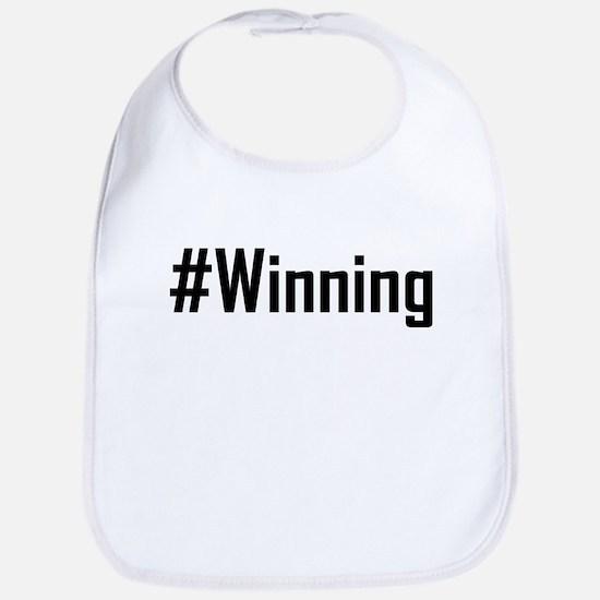 Hashtag Winning Bib