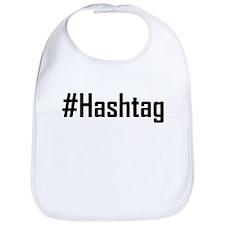 Hashtag Hashtag Bib