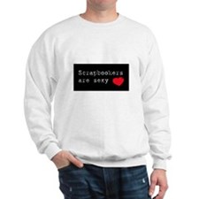 Scrapbookers are Sexy Sweatshirt