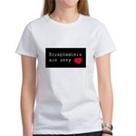 Scrapbookers are Sexy Women's T-Shirt