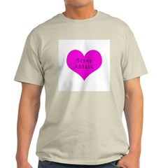 Scrapbooker - Scrap Adict T-Shirt