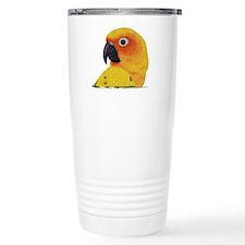 Sun Conure Travel Mug