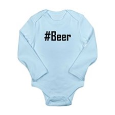 Hashtag Beer Body Suit