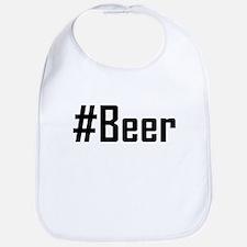 Hashtag Beer Bib