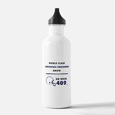 Aerospace Engineers Water Bottle