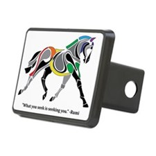 Charkas Horse  Hitch Cover