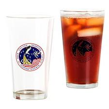 STS-76 Atlantis Drinking Glass