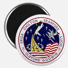 STS-76 Atlantis Magnet
