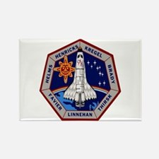 STS-78 Columbia Rectangle Magnet