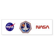 STS-78 Columbia Bumper Sticker