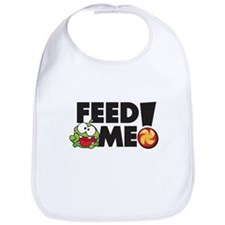 CUT THE ROPE -FEED ME! Bib