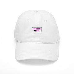 Scrapbook Diva Baseball Cap