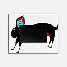 Native American Rabbit Picture Frame