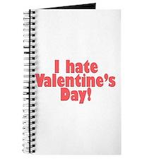 Unique Anti valentines day Journal