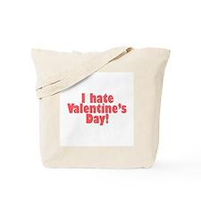 Cute Antivalentine Tote Bag