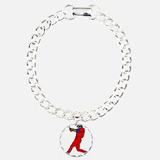 red blue player Bracelet